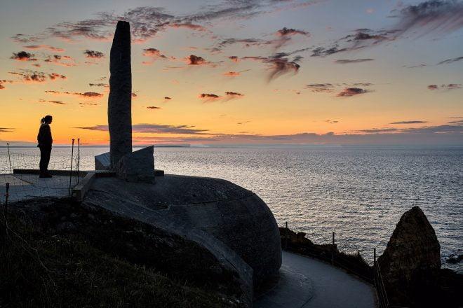 Pointe du Hoc (Normandy, France)